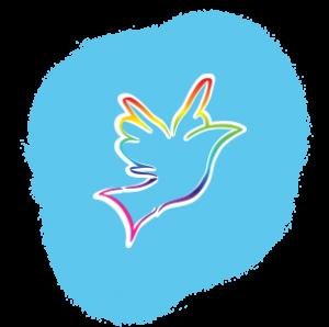 Caroline Lucas Coaching - blue bird