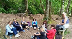 Fresh Air Friday Group Session with Caroline Lucas Coaching