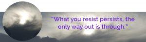 Caroline Lucas Coaching - What you resists persits image