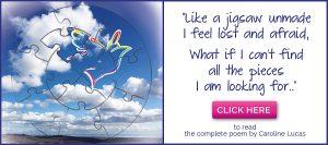 Caroline Lucas Coaching - Image for feeling lost slider