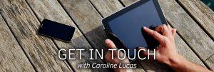 Contact Caroline Lucas wellness coach Exeter
